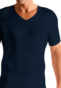 Novila Stretch Cotton V-Shirt