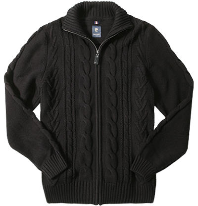 Pierre Cardin Cardigan black 55199/12501/200