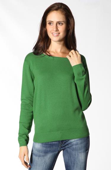 großes Sortiment Kostenloser Versand gut aus x Marc O'Polo Damen Pullover RH- Kaschmirmix grün empfohlen ...