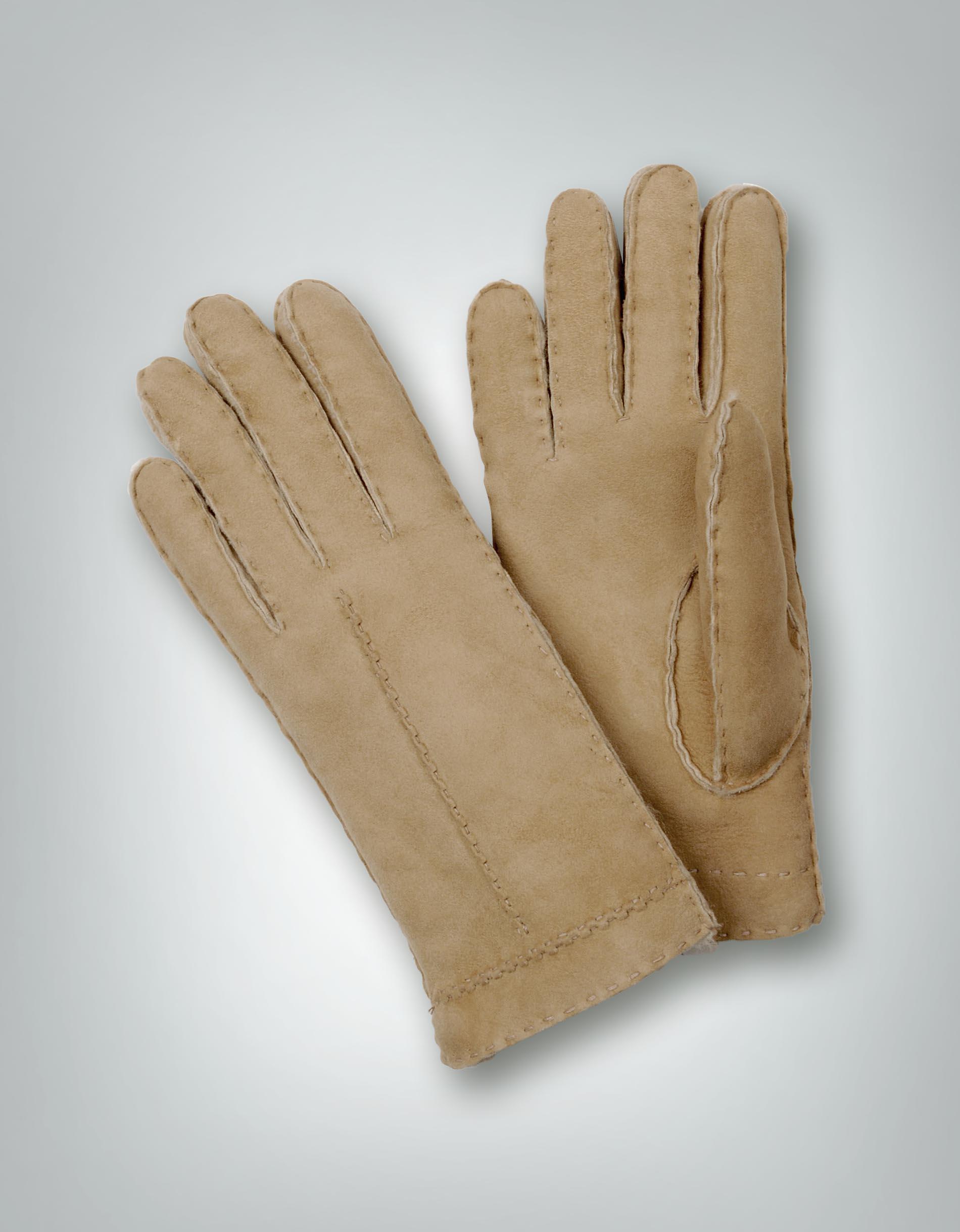 roeckl damen handschuhe seidenlammfell cashmere beige. Black Bedroom Furniture Sets. Home Design Ideas