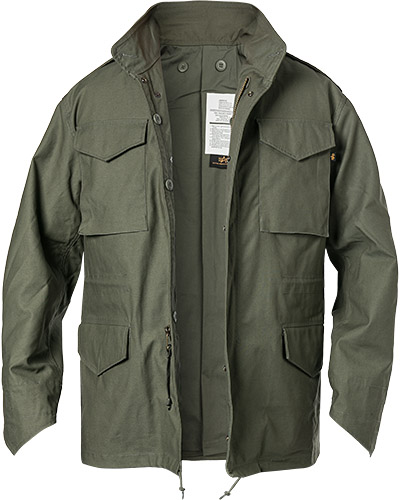 ALPHA INDUSTRIES Jacke M-65 100103/245