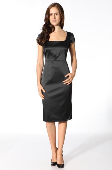 CINQUE Damen Kleid Ciistra schwarz 1832