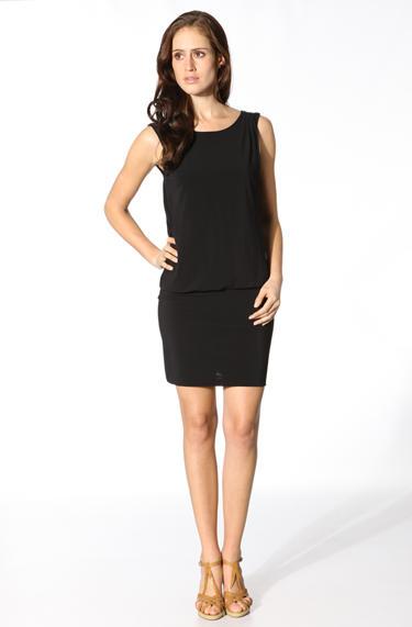 Damen Kleid Cidaina schwarz 5222/6407/99