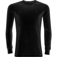 Jockey Long Shirt schwarz