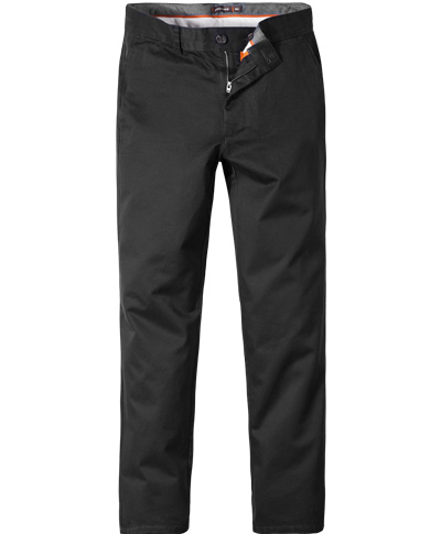 DOCKERS Hose D1 Slim black 44685/0002