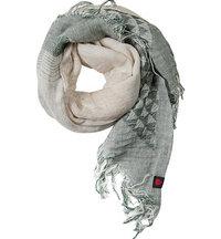 Strellson Sportswear Schal grün-natur