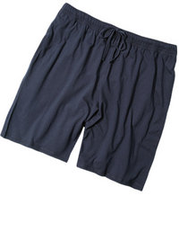 Seidensticker Pyjama-Hose kurz d.-blau