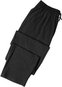 Seidensticker Pyjama-Hose lang schwarz