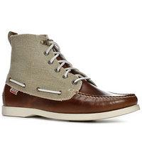 Aigle Schuhe America mid cvs natural