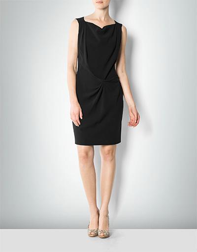 Laurèl Damen Kleid schwarz 18100