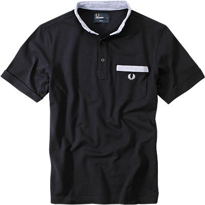 Fred Perry Strech Polo-Shirt navy M9279/608