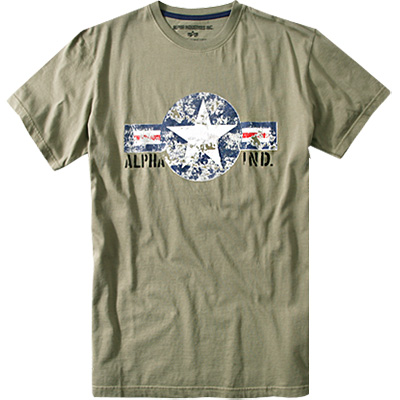 ALPHA INDUSTRIES T-Shirt 111502/11