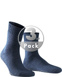 Falke Homepads 3er Pack 16500/6120