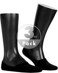 Falke Step Invisible 3er Pack