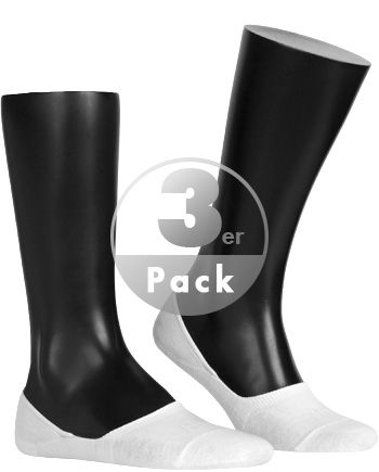 Falke Step Invisible 3er Pack 14625/2000