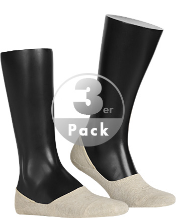 Falke Step Invisible 3er Pack 14625/4650