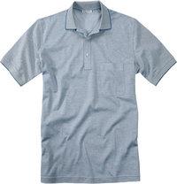 Gran Sasso Polo-Shirt ozean