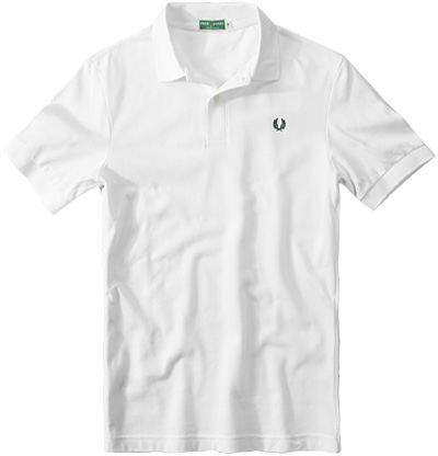 Fred Perry Tennis Polo wei� M9503/100