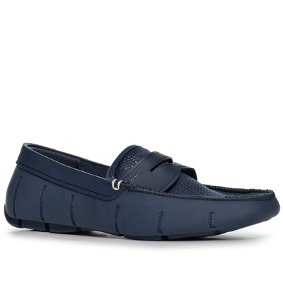 SWIMS Penny Loafer navy