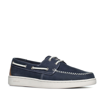 SEBAGO Wentworth Two Eye mariner navy B22601