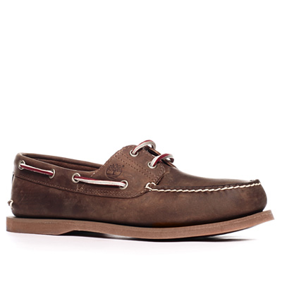 Timberland CLS 2Eye Boat brown 1001R
