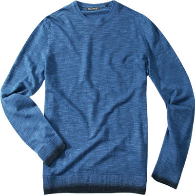 Marc O'Polo Pullover blue fjord 224/5108/60180/876