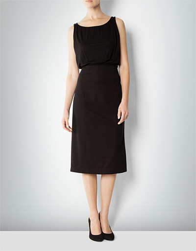 Damen Kleid Ciilona schwarz 5221/8406/99
