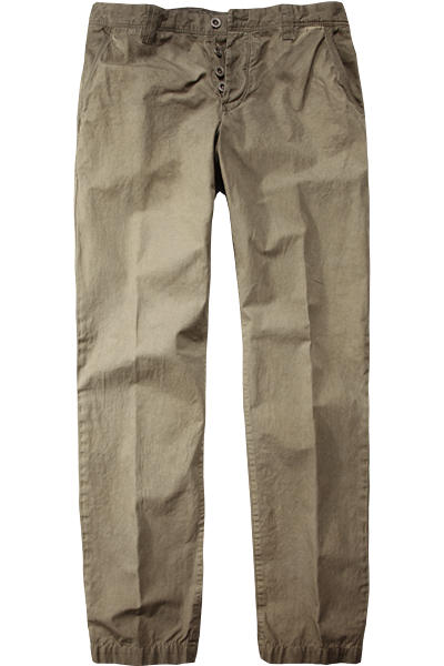 ADenim Dyer Broken Twill Chino khaki 8906/Andy/940