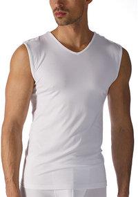 Mey SOFTWARE Muskel-Shirt weiß