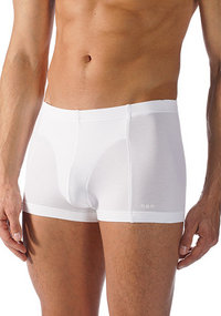 Mey SOFTWARE Trend-Shorts weiß