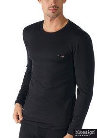 Mey INSIDE COMFORT Long-Shirt schwarz