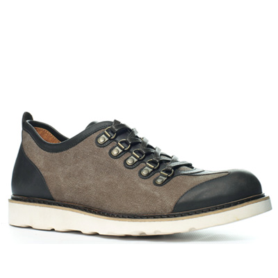 Aigle Arrowood dark brown P4075