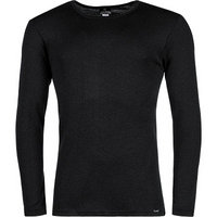 Jockey Long Shirt schwarz