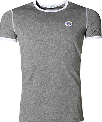 HOM World Collection T-Shirt grey 10120540/M013