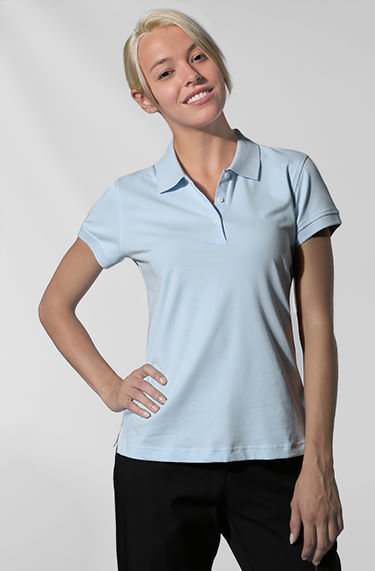 adidas golf damen polo climalite cloud shirt aus baumwolle mit climalight funktion empfohlen. Black Bedroom Furniture Sets. Home Design Ideas