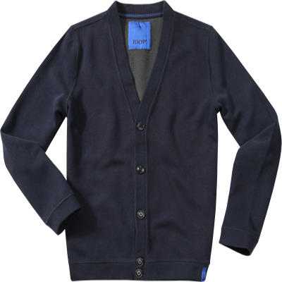 JOOP! Sweat-Cardigan navy 1500568/15001357/120