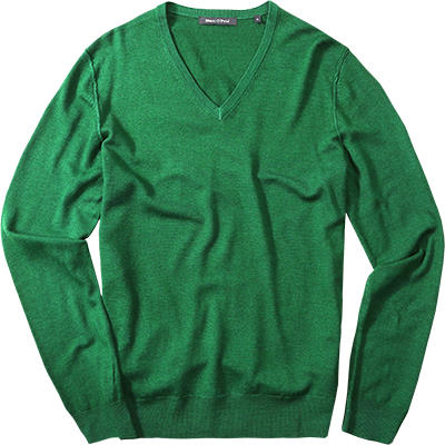 Marc O'Polo V-Pullover emerald 227/6086/60514/454