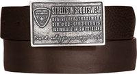 Strellson Sportswear Gürtel dunkelbraun