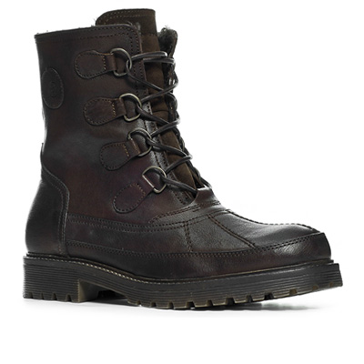 Marc O'Polo Stiefelette d.brown 20466001/131/790