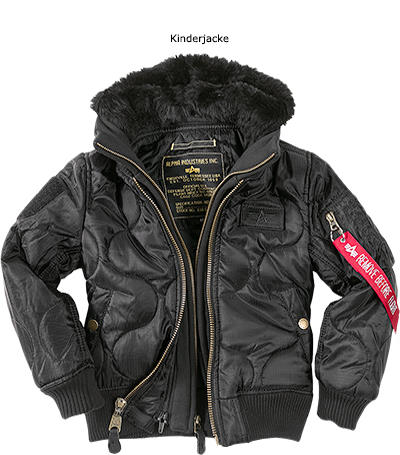 ALPHA INDUSTRIES Kinderjacke 123701/03
