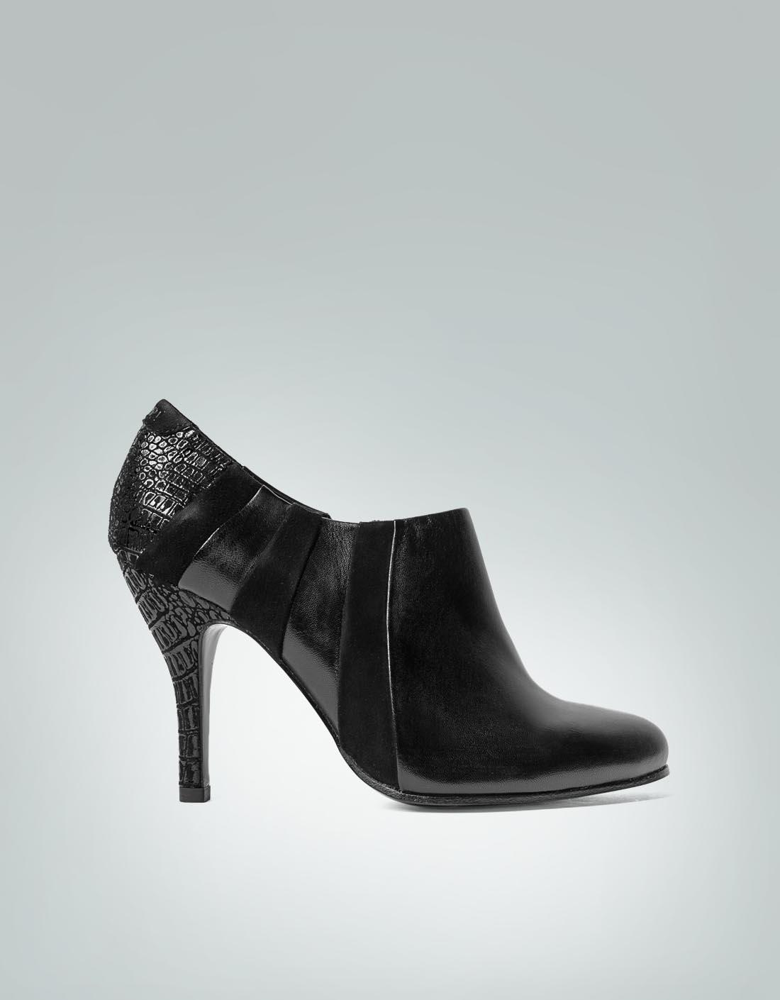 JOOP Damen Schuhe Pumps mit Krokoprägung schwarz bGiAkGhFsm