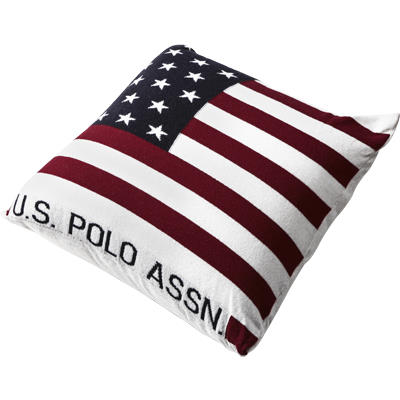 U.S.POLO Kissen USA Flag 97593/50219/407