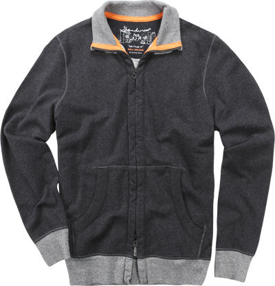BOSS Orange Sweat-Cardigan 50228484/Ztudy/001