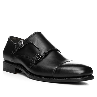 Prime Shoes Monk/black