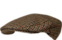 Barbour Crieff Cap dark olive check MHA0009OL91