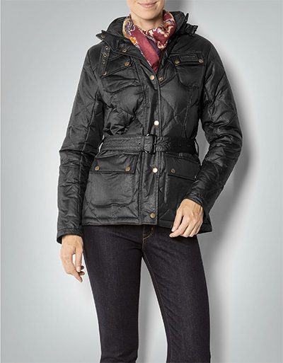 Barbour Down Jacket black LQU0243BK11