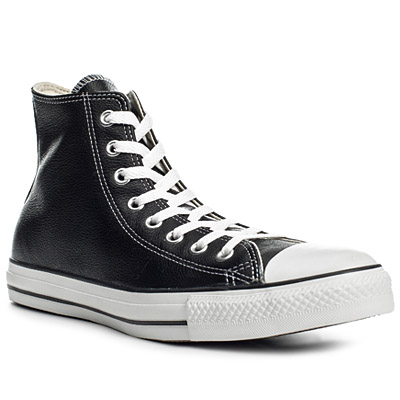 Converse CTAS Hi Classic Leather black 132170C