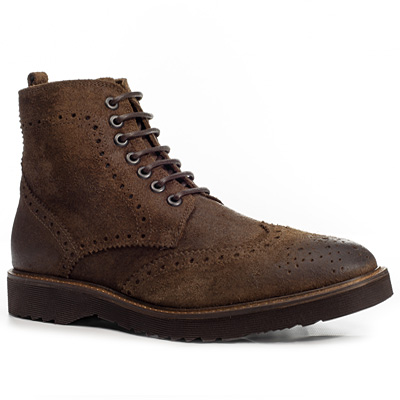 Marc O'Polo Stiefelette d.brown 20106001/302/790