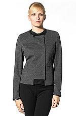 Calvin Klein Damen Blazer anthra KWN528/S3C00/M98