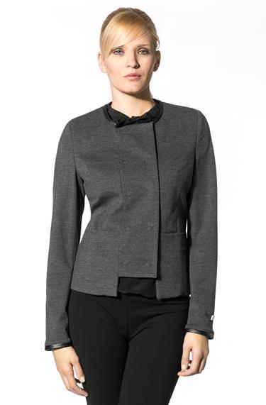 Calvin Klein Damen Blazer anthra KWN528
